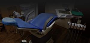 Dental chair Dr. Mark Darnell in Hollister