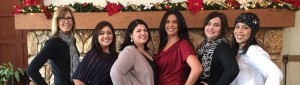 Team members at Dr Mark Darnell dentist office in Hollister