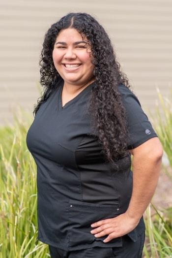Annalisa, dental hygienist in Hollister, California